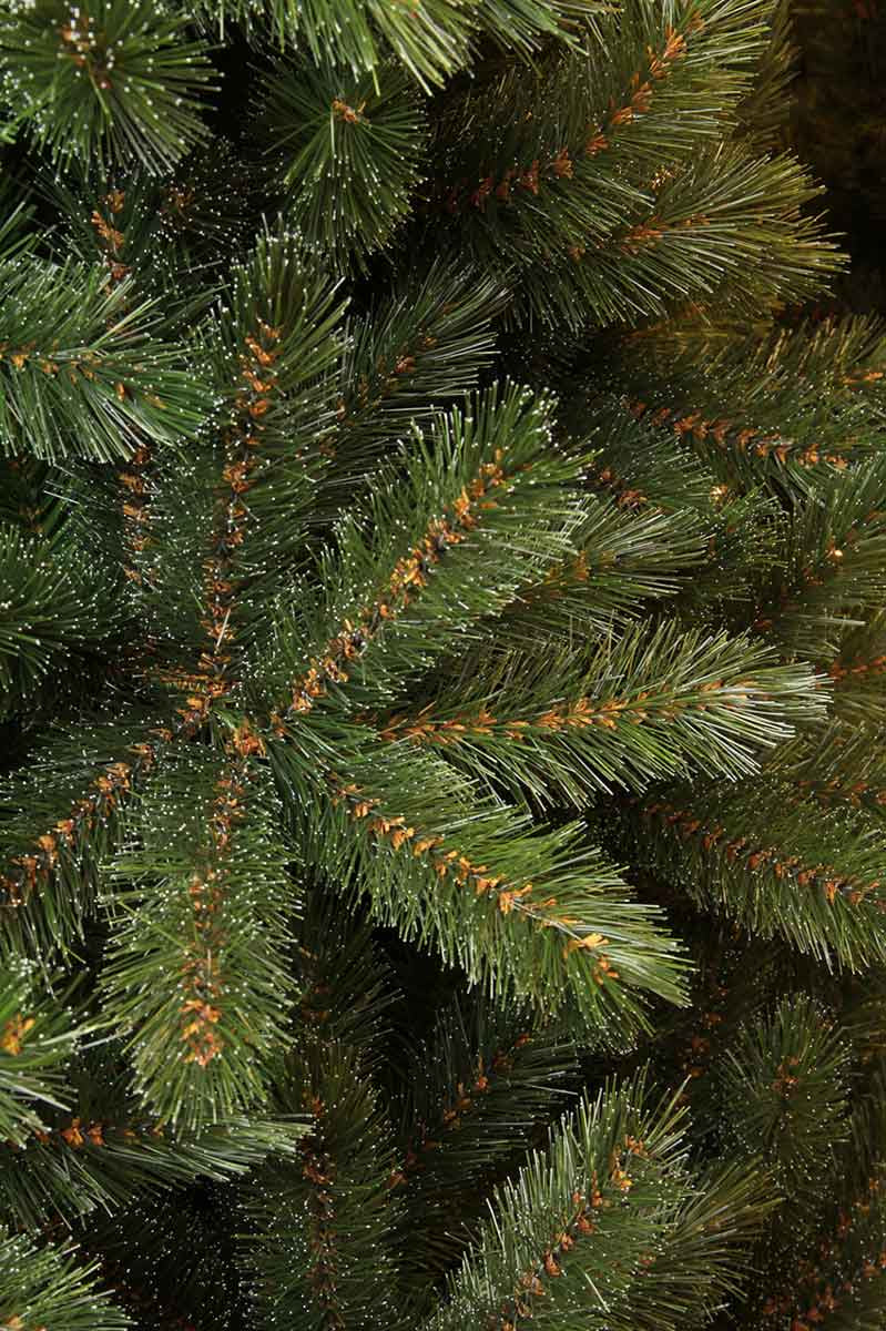 Triumph Tree Franse kunstkerstboom forest frosted maat in cm: 305 x 188 groen