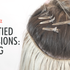 How Much Hand-tied Extensions Cost | Hairlaya: The Most Comfortable Hand-Tied Hair Extensions