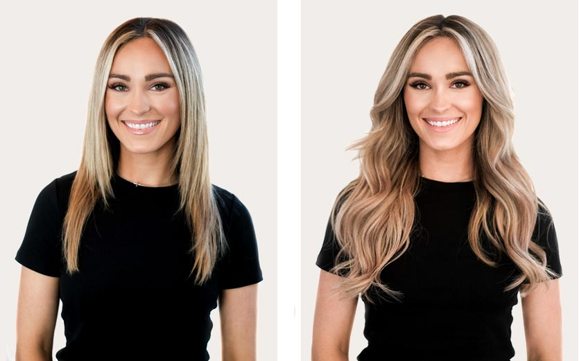Best Hair Extensions For Thin Fine Hair