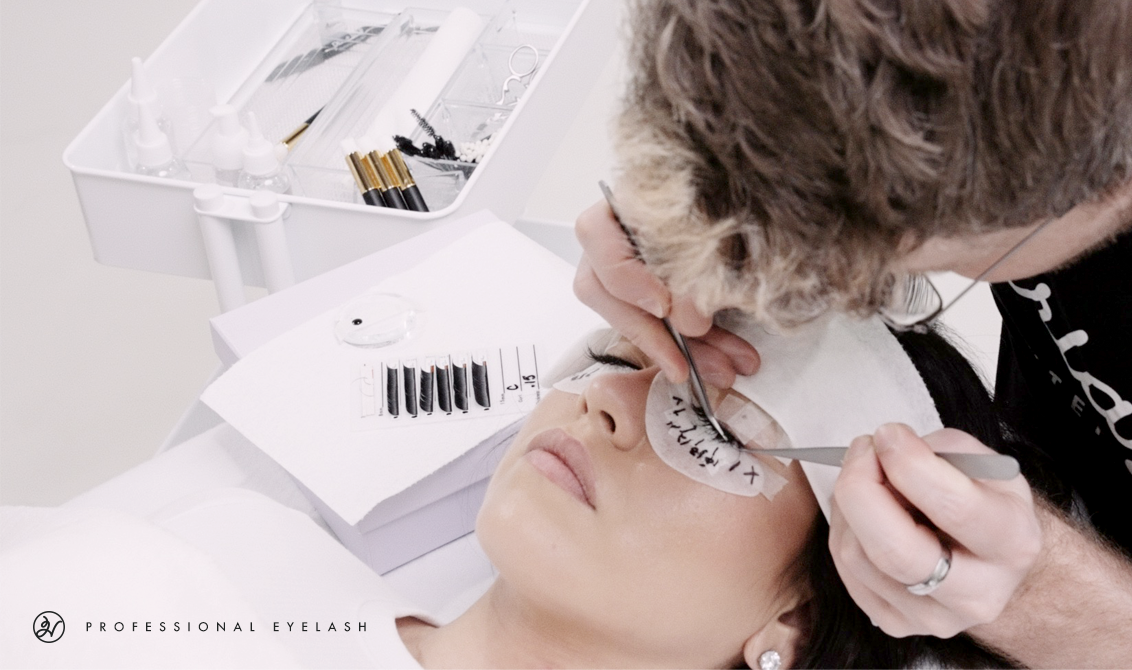 Hairlaya eyelash extension course