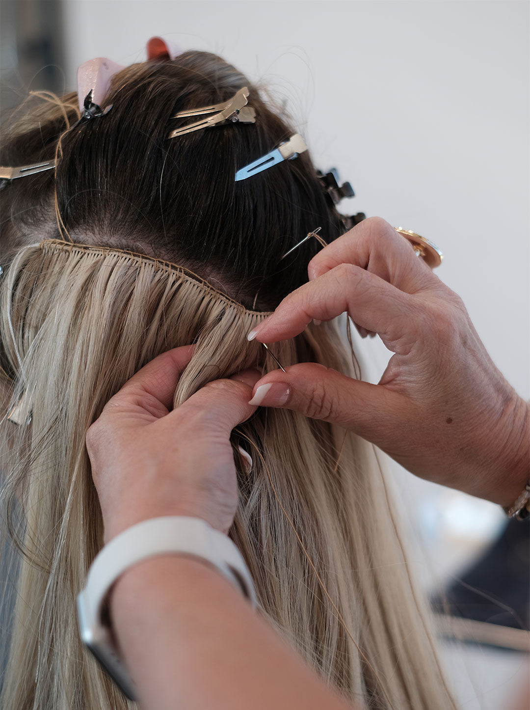 Hairlaya hand-tied online course