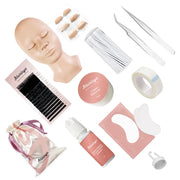 Professional Classic Eyelash Extension Starter Toolkit All