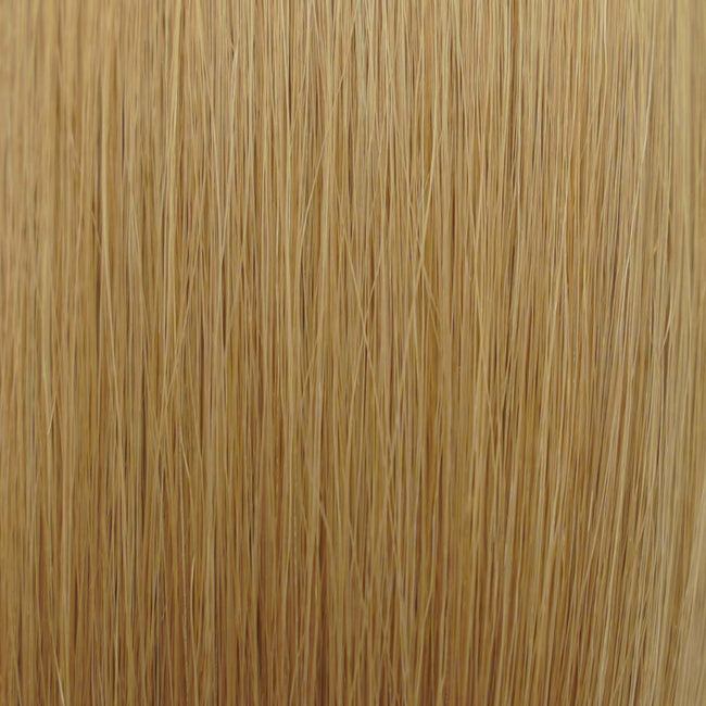 Honey Blonde (#27) Straight Tape-In Hair Extensions Double Drawn Color