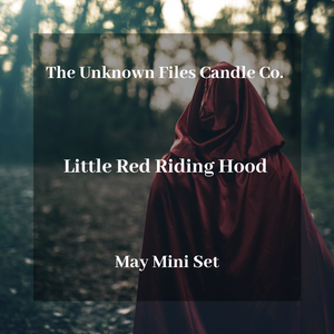 Legends #3: Little Red Riding Hood