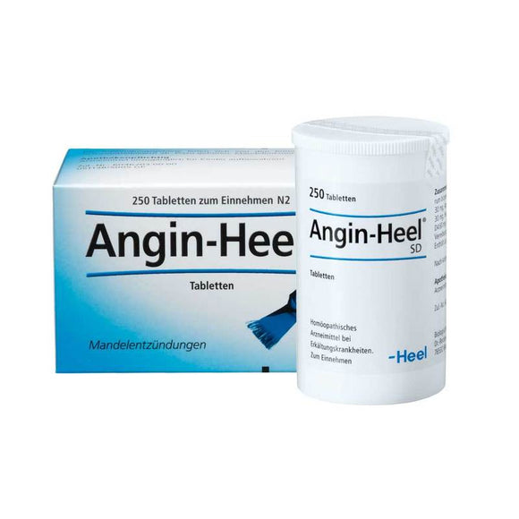 HEEL - Angin Heel SD Tabletten (50 Stck)