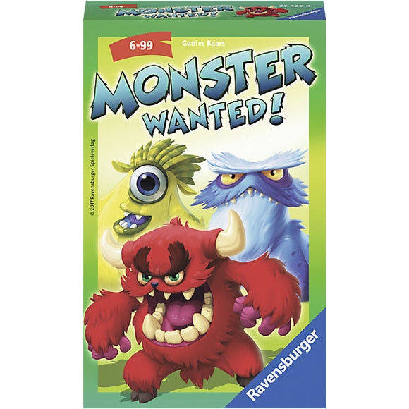 Ravensburger - Monster Wanted 6+