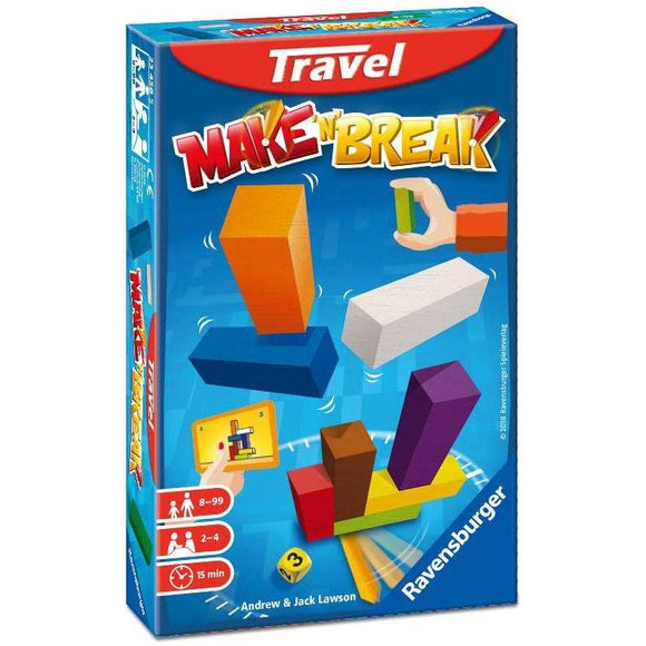 Ravensburger - Make n Break (MBS) 8+