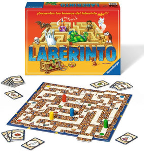 Ravensburger -  Laberinto 8+