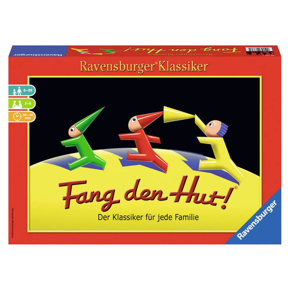Ravensburger -  Fang den Hut ! 6+