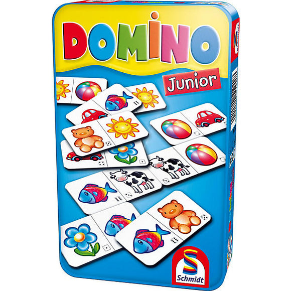 JUEGO DOMINO JUNIOR - Santiago Chile Deutschkind