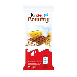Kinder Country, 1 Riegel