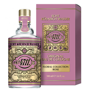 4711 Eau de Cologne Floral Collection Rose, 100 ml