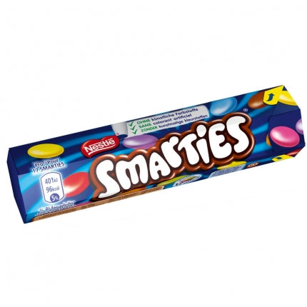 Smarties roll Santiago Chile