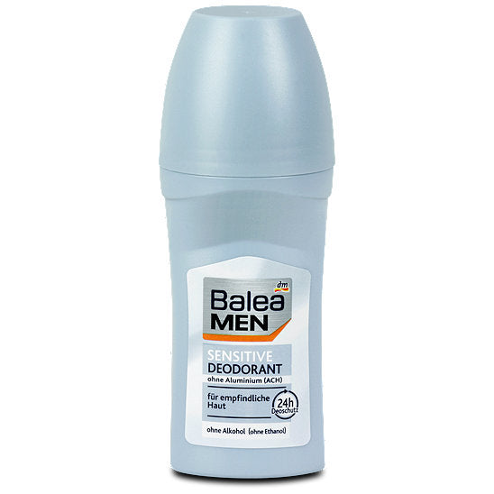 Balea MEN Deo Roll On Deodorant sensitive, 50 ml