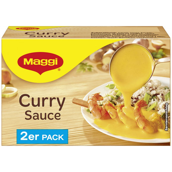 Maggi Sauce Curry 2er Pack à 40g