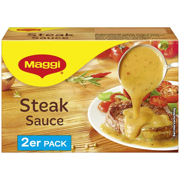 Salsa Maggi Steak Sauce 2 x 40 g Santiago Chile