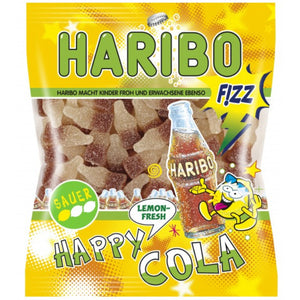Haribo Happy Cola Sauer 200g