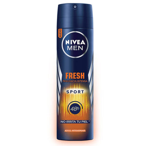 Desodorante Nivea Men Fresh Sport 48hrs 150ml