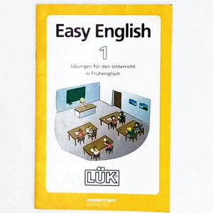 LÜK - Easy English 1