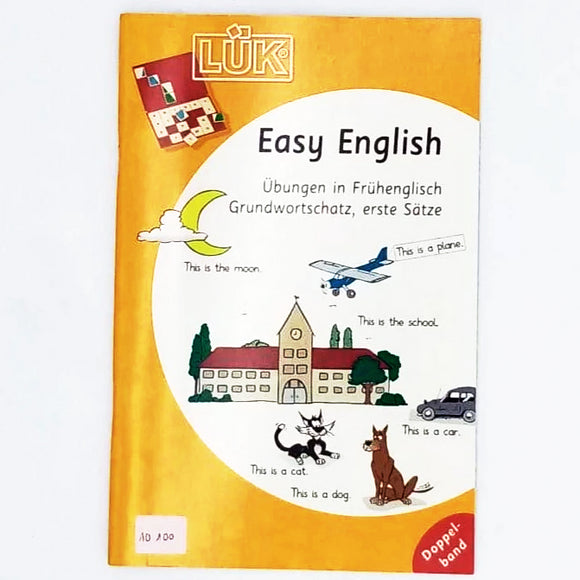 Lük - Easy English 1/2 (Doppelband)