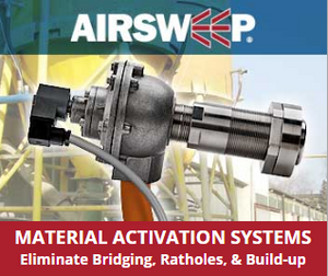 AirSweep Material Flow System