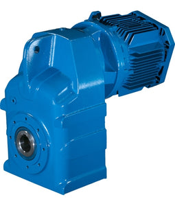 Series F Helical Shaft Mounted Gearmotors