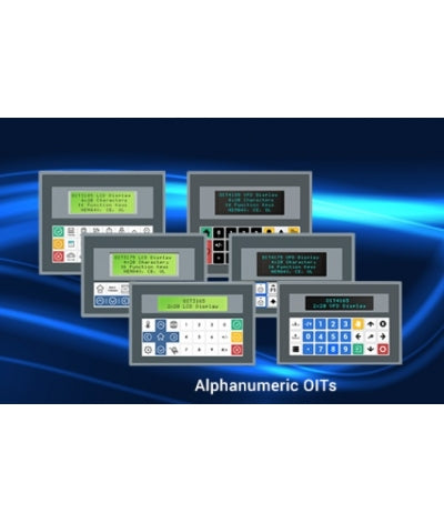 Maple Systems alpha-numeric OIT