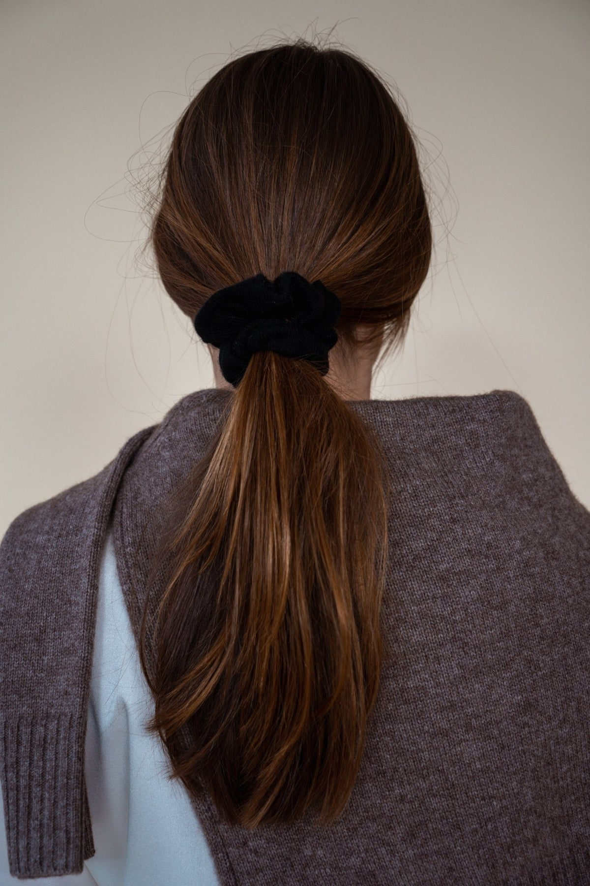 O'TAY Scrunchie - Black