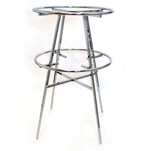"36"" Add-On Ring for Round Rack - Chrome"