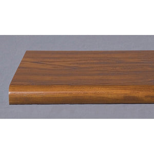 "Bullnose Shelf - 13"" x 24"" - Cherry"
