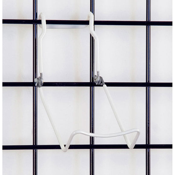 Gridwall Adjustable Easel - White - Pack 5