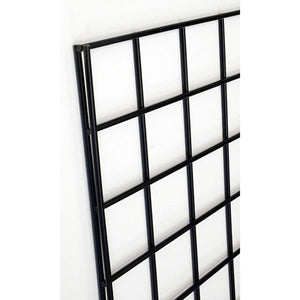 Gridwall Panel 2' x 4' - Black