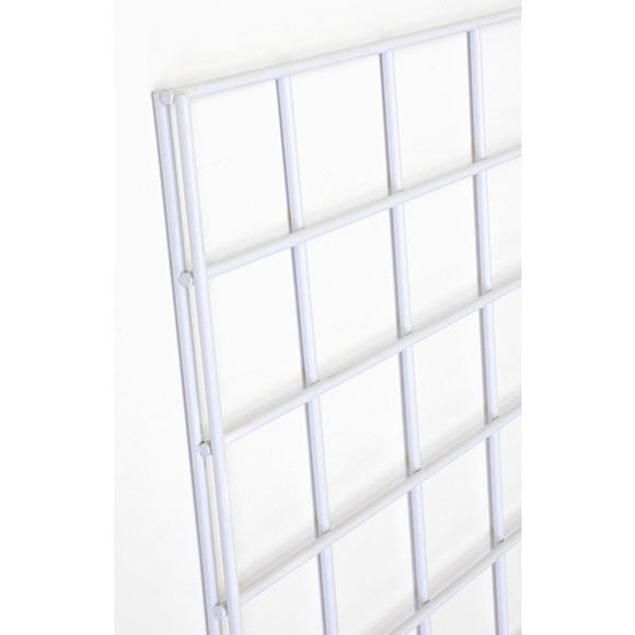Gridwall Panel 2' x 4' - White