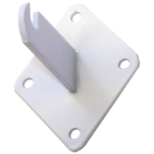 Heavy Duty Wall Mount Bracket - Grid - White