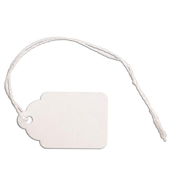Merchandise Tag with String - 1