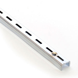 Single Slotted Standard - 4' - Chrome
