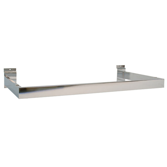 Slatwall Hangbar / Shelf Support - 12
