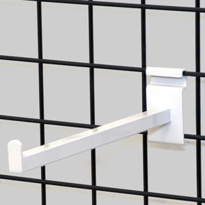 "Square Gridwall Faceout - 12"" - White"