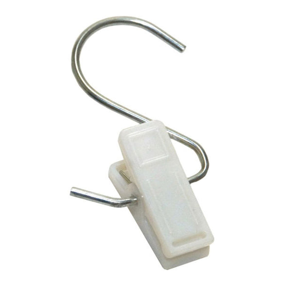 Utility Hook - White - 100/carton