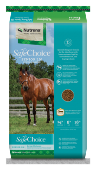 Safechoice Senior Dry-Conway Feed & Supply.
