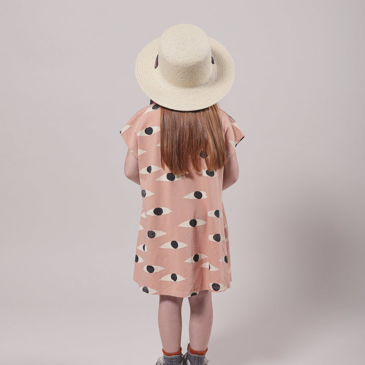Bobo Choses Eyes Jersey Dress