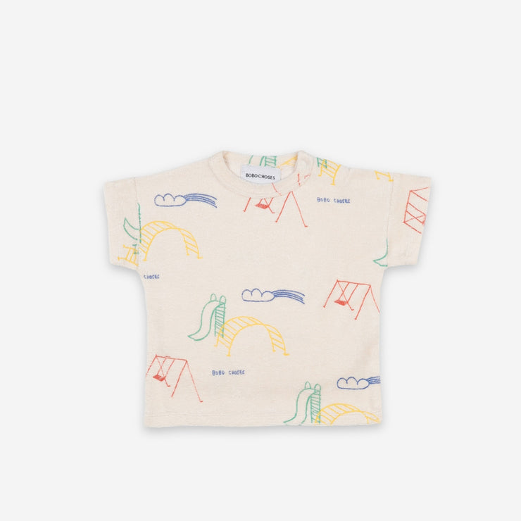 Bobo Choses Playground Short Sleeve T-Shirt