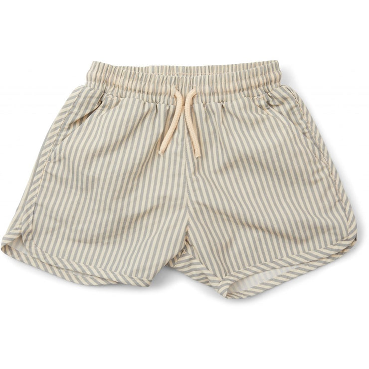 Konges Aster Swim Shorts - Stripe