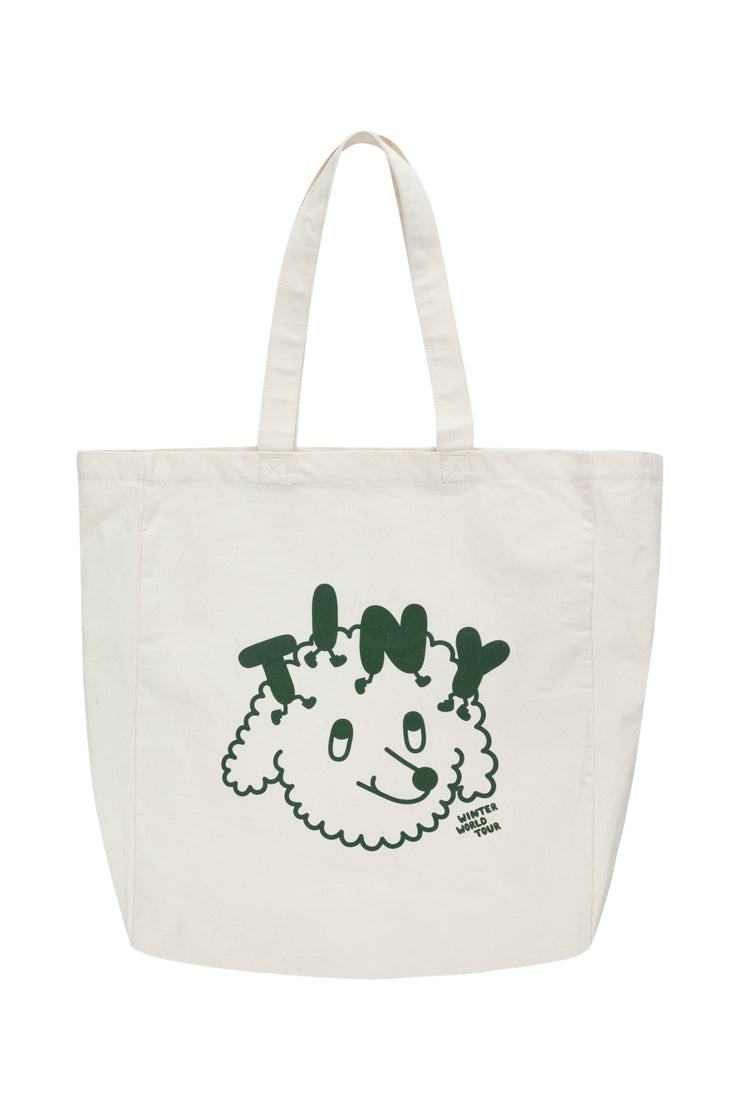 """Tiny"" Large Merchandise Tote"