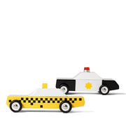 Junior Cab and Police Car
