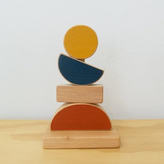 Landscape Stacking Toy