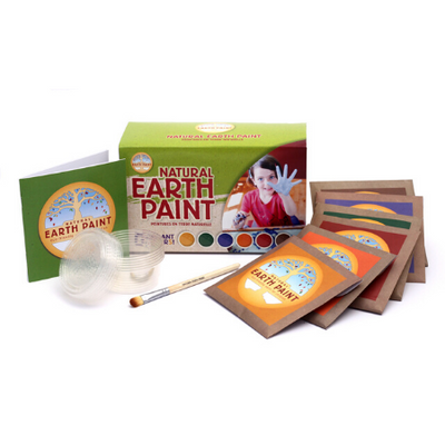 Natural Paint Set