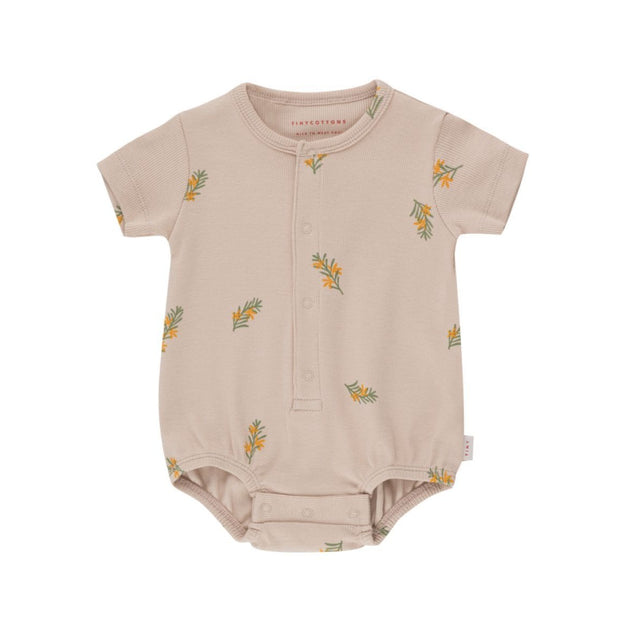 Tiny Cottons Twigs Balloon One-piece