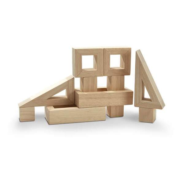 Hollow Building Blocks