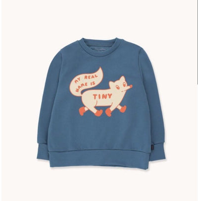 Tiny Fox Sweatshirt